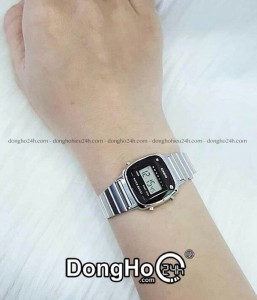 casio-digital-la670wad-1df-nu-quartz-pin-day-kim-loai-chinh-hang