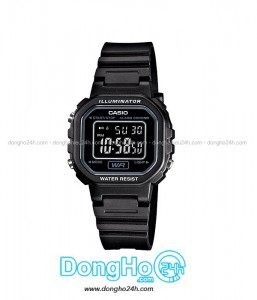 casio-digital-la-20wh-1b-nu-quartz-pin-day-cao-su-chinh-hang