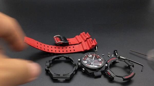 Cách thay dây, pin, vỏ đồng hồ Casio Baby-G, G-Shock tại nhà